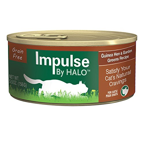 Halo Impulse Guinea Hen & Garden Greens