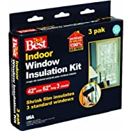 Do it Best Heat Shrink Film Window Kit-3PK SHRINK WINDOW KIT