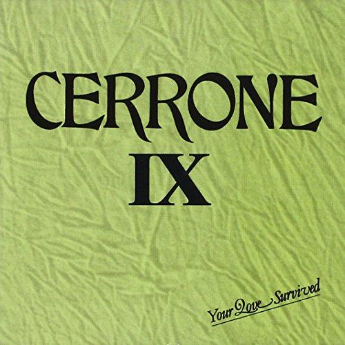 CD : Cerrone - IX (Your Love Survived) (Canada - Import)