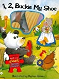 One, Two Buckle My Shoe (Board Book & Giant Jigsaw)