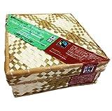 【FLO フェアトレード認証 & JAS オーガニック認証取得!】 セイロン ウバ有機紅茶 ティーバッグ100袋 スリランカ産 / Organic & Fairtrade Uva Tea (100 tea bags) from Sri Lanka