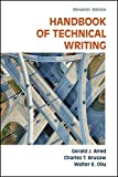 img - for The Handbook of Technical Writing book / textbook / text book