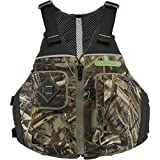 Astral Designs Ronny Life Jacket (Large/X-Large) - RealTree Max-5 Camo