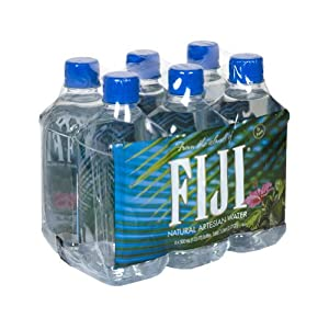 Amazon.com : Fiji Natural Artesian Water, 16.9-Ounce ...