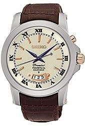 SEIKO PREMIER Men's watches SNQ150P1