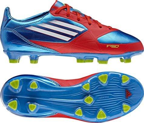adidas F30 TRX FG Jr. Kinder Nocken Fußballschuhe, Auslaufmodell