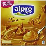 Alpro Caramel Dessert 125 g (Pack of 24)