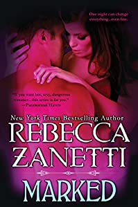 Marked by Rebecca Zanetti ebook deal