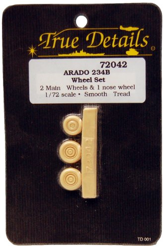 True Details Arado 234B Wheel Set