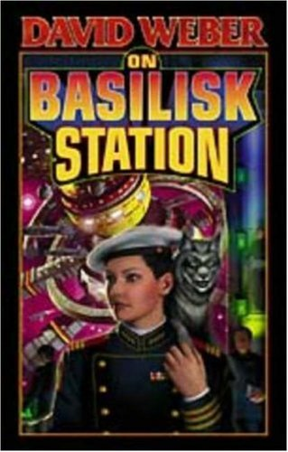 Book Cover: On Basilisk Station by David Weber