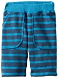 Charlie Rocket Boys 2-7 Stripe Rib Waist Short