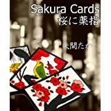 Sakura Cards in both Japanese and English