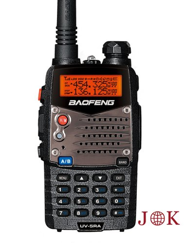 Baofeng UV 5RA 136-174/400-480 MHz Dual-Band
