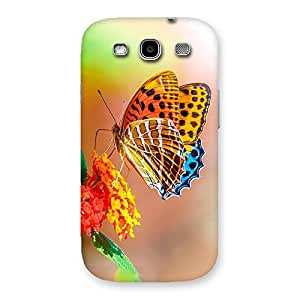 Special Queen Butterfly Back Case Cover for Galaxy S3 Neo
