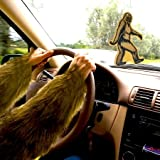 Bigfoot Air Freshener & I Believe Sticker Decal - for Car RV Trailer Tent - Best Gift for Bigfoot Lover!