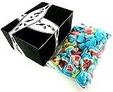 Vidal Sugared Gummi Triple Hearts, 24 oz Bag in a Gift Box