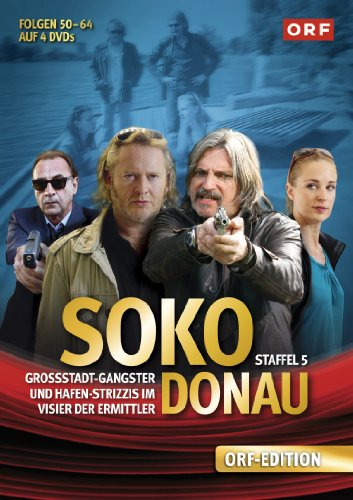 SOKO Donau: Staffel 5 [3 DVDs]