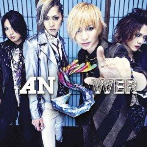 ANSWER 初回盤 (CD+DVD)
