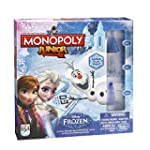 Monopoly Junior Frozen Edition Board...