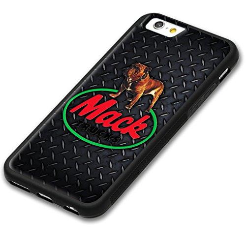 Mack Truck Logo Custom Phone Case For iPhone 6s Plus 5.5