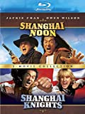Shanghai Noon & Shanghai Knights 2: Movie Coll [Blu-ray] [US Import]