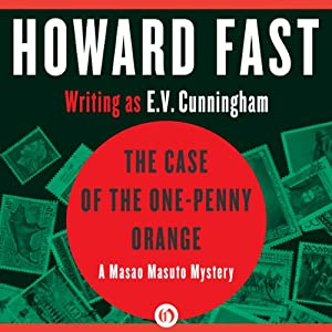 The Case of the One-Penny Orange Audiobook