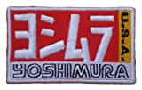YOSHIMURA USA Exhaust System Motorcycles Bikes MotoGP Label Shirt PY01 Patches
