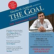 The Goal: A Process of Ongoing Improvement - 30th Anniversary Edition | [Eliyahu M. Goldratt, Jeff Cox]