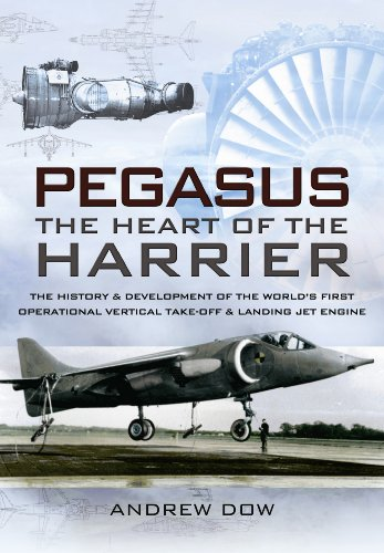 Pegasus - The Heart of the Harrier: The History and Development of the World's First Operational Vertical Take-off and Landing Jet Engine (Jet Engine Design compare prices)