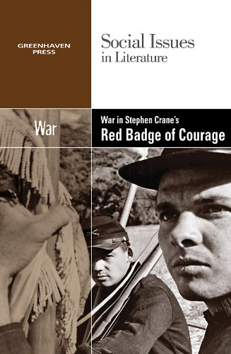 stephen crane the literary red badge A concise biography of stephen crane plus historical and literary context for the red badge of courage the red badge of courage: plot summary a quick-reference summary: the red badge of courage on a single page.