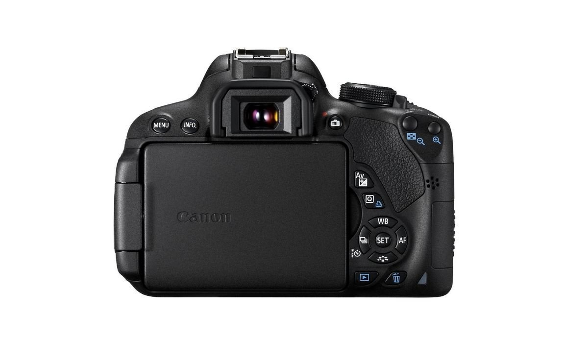 Camera Canon Eos 700d Dslr Camera buy canon eos 700d 18mp digital slr camera black with 18 55mm is ii and 55 250mm lens 8gb card carry bag online at l