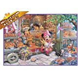Bakery shop DA-1000-429 in the morning Disney last one piece jigsaw puzzle 1000 piece (japan import)
