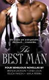 img - for The Best Man: Four Sensuous Novellas book / textbook / text book