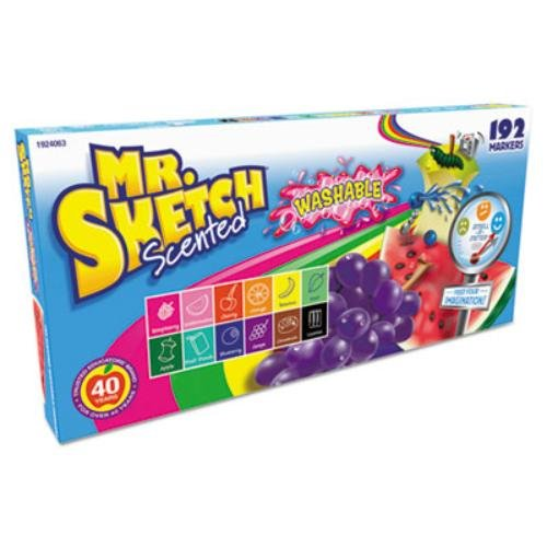 mr-sketch-washable-markers-chisel-assorted-colors-192-set-1924063