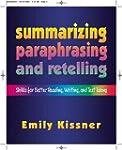 Summarizing, Paraphrasing and Retelli...