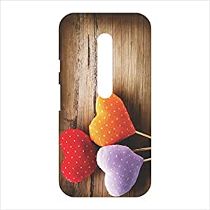 OVERSHADOW DESIGNER PRINTED BACK CASE COVER FOR MOTO G TURBO