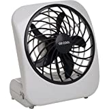 O2 Cool 5 Portable Battery Operated Fan