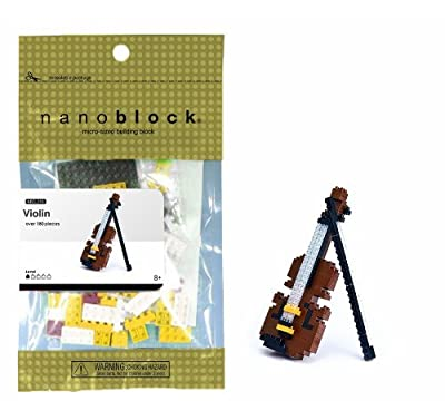 nanoblock Violin バイオリン 並行輸入品