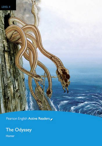 Penguin Active Reading 4: The Odyssey Book and CD-ROM Pack: Level 4 (Penguin Active Reading (Graded Readers))