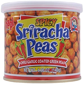 Hapi Sriracha Peas 49-ounce Pack Of 6 from HAPI