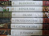 img - for Protestantism Judaism Catholicism Hinduism Islam Buddhism SIX Volume Boxed Set book / textbook / text book