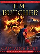 Captain's Fury (Codex Alera, Book 4) by Jim Butcher cover image