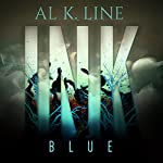 INK: Blue (INK Trilogy, Book 3) | Al K. Line