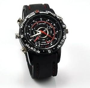 Mini HD Waterproof Camera Watch Video Recorder