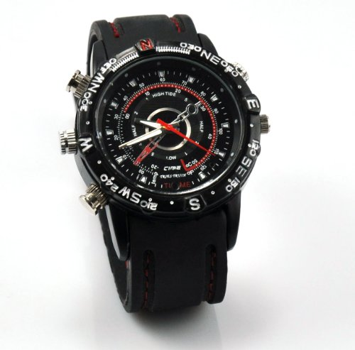 Waterproof Camera Watch Video Recorder