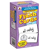 Everyday Words in Spanish: Photographic Flash Cards: Palabras de todos los dias: fotografico by Carson-Dellosa Publishing