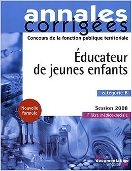 Educateur de jeunes enfants french edition for Educateur de jeunes enfants