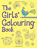 Jessie Eckel The Girls' Colouring Book