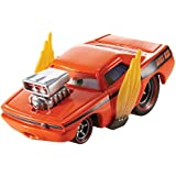 Disney/Pixar Cars Snot Rod with Flames Diecast Vehicle