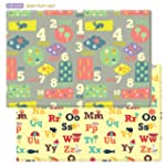 Baby Care Play Mat - Letters & Number...